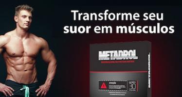 metadrol suplemento