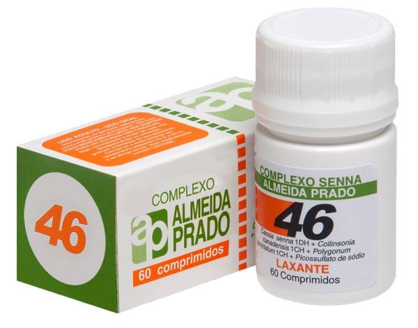 O Almeida Prado 46 ajuda a combater a prisão de ventre. (Foto: Divulgação)