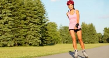 patins exercicio