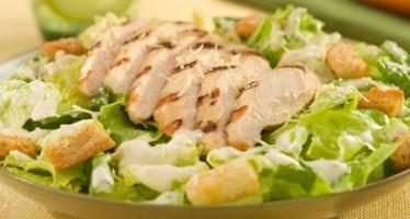 salada caesar light