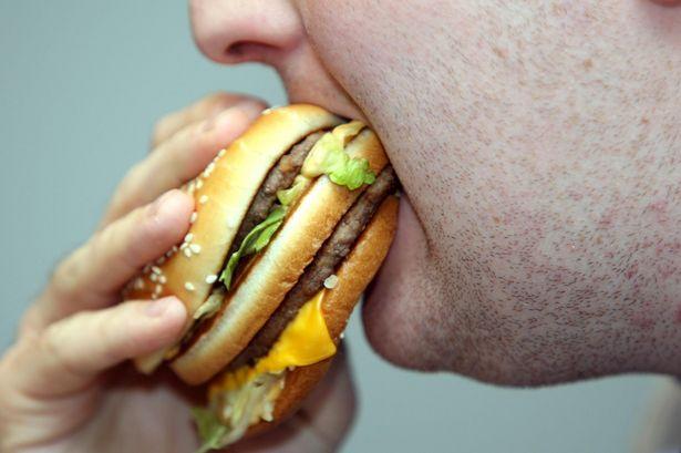 fast food faz mal