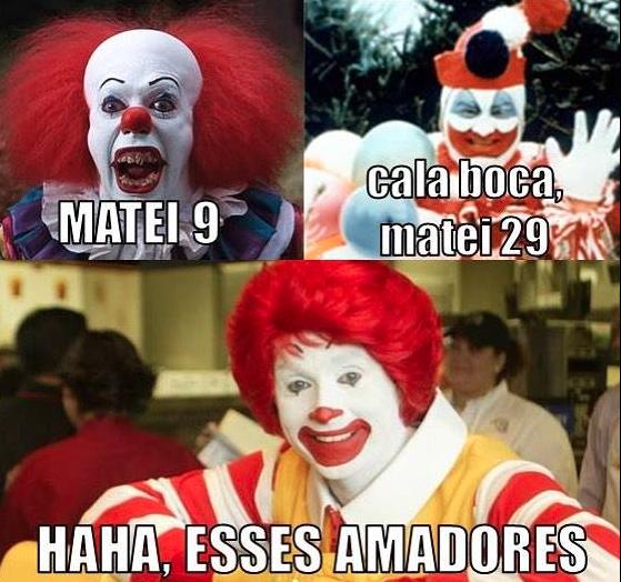 fast food mata mesmo