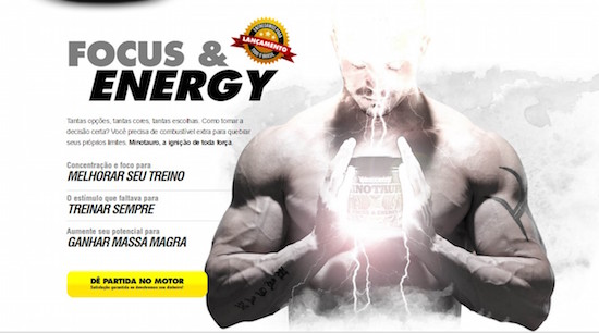 minotauro focus e energy