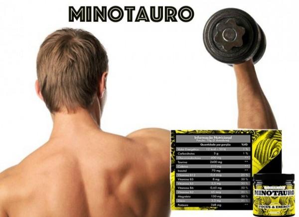 minotauro pre treino