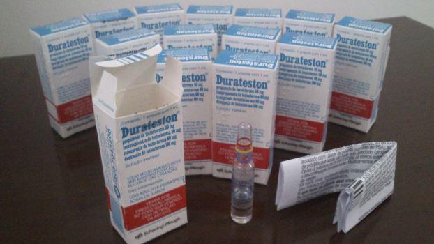 O Durateston pode ser muito perigoso para a saúde. (Foto: Divulgação)