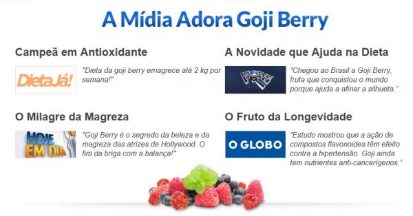 goji berry midia