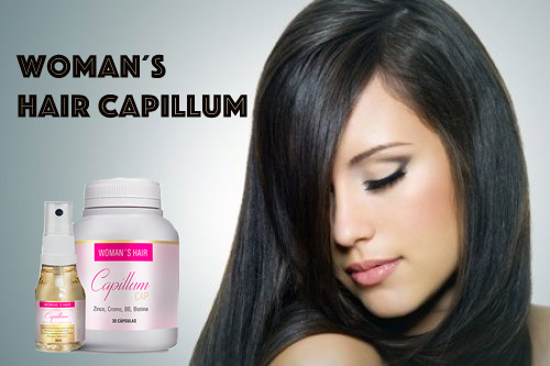 womans hair capilum