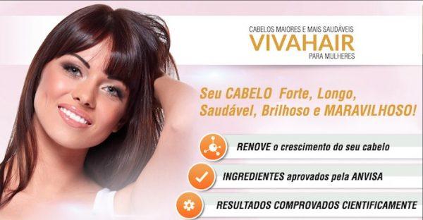 Viva Hair Benefícios