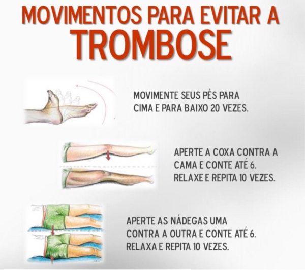 trombose-exercicios