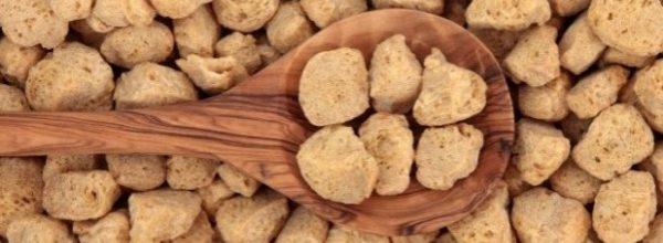 Carne de soja: quais os benefícios para o corpo?