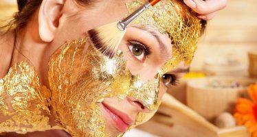 mascara de ouro beneficios