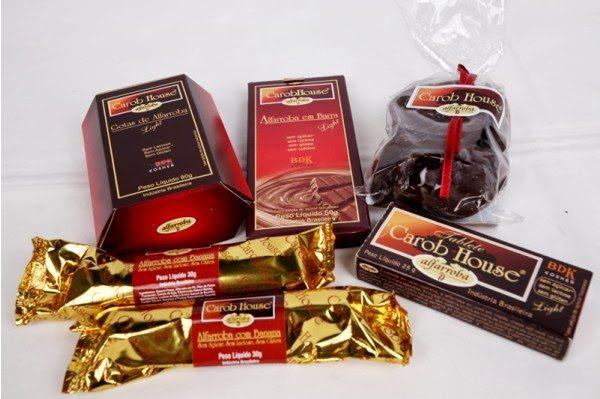 alfarroba chocolate