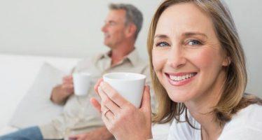 cha para menopausa