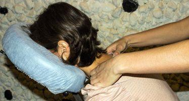 beneficios da massagem no trabalho
