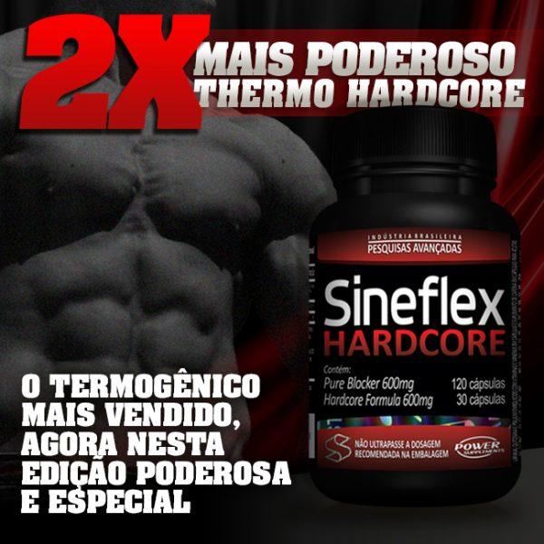 sineflex hardcore preço