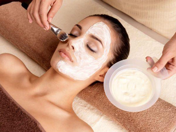 tratamento estético - argila branca
