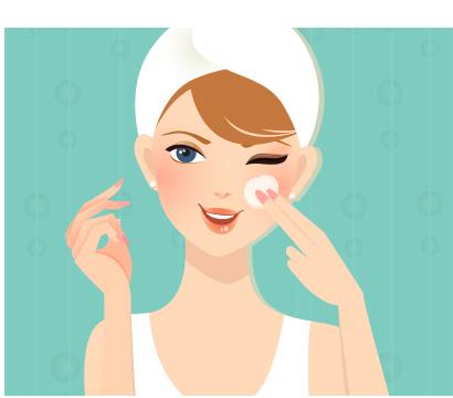 Cuidado com a pele - Cicatricure contorno dos olhos