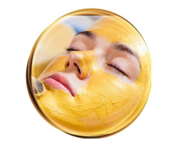 gold mask mascara de ouro